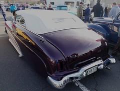 1950 Merc Custom (bballchico) Tags: 1950 mercury merc fatboy custom chopped newyearscoolcarcruise carshow