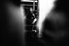Soundtrack 180.365 (ewitsoe) Tags: monochrome blackandwhite bnw ewitsoe canon eos 6dii street urban woman refelction city life door move metro train tram system pedestrian user listen music musical warsaw warszawa poland