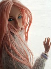 Pink and cozy (Kya80) Tags: eden nuface ooak neverordinary