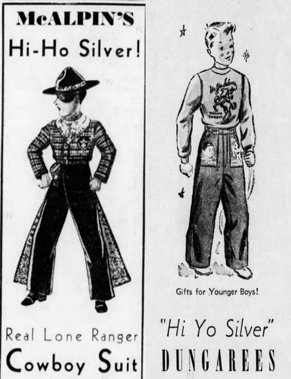 Hi-Ho Silver / Hi-Yo Silver (The Mandela Effect Database) Tags