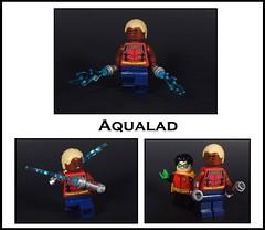 Aqualad (-Metarix-) Tags: lego super hero minifigure aqualad aquaman sidekick dc comics comic teen titans young justice
