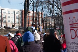 February 17, 2018 Frederick Douglass 5K