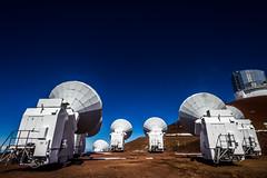 Look at the sky (benbrnch) Tags: hawaii mona kea volcano observatory telescop sky milkyway