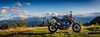 DSC00387-Pano (moppetfoto.de) Tags: ktm moppetfoto motorbike orange