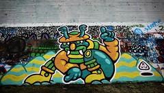 Welcome to the #colormonsters / #art by #Kuu. . #Gent #Belgium #streetart #graffiti #urbanart #graffitiart #urbanart_daily #graffitiart_daily #streetarteverywhere #streetart_daily #wallart #mural #ilovestreetart #igersstreetart #streetartbelgium #visitgen (Ferdinand 'Ferre' Feys) Tags: gent ghent gand belgium belgique belgië streetart artdelarue graffitiart graffiti graff urbanart urbanarte arteurbano ferdinandfeys