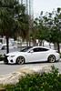 Lexus RC F in MIami (lexfather) Tags: rc f lexus mike forsythe miami vossen work wheels nitto apexi lexon bodykit invo lowered