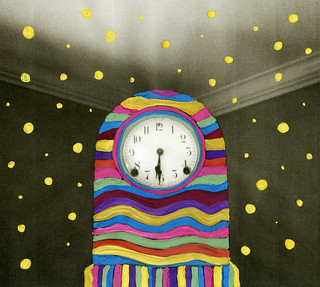 psychedelic time