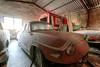 IMG_2123_4_5_tonemapped (Městský průzkum) Tags: car urbex abandoned decay hdr lost place placees garage france frances