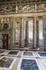 Roma : Salone delle prospettive architettoniche affrescate dal Peruzzi con finte logge che affacciano su vedute di Roma -Villa Farnesina (sandromars) Tags: italia lazio roma villafarnesina vedutediroma fintelogge baldassarreperuzzi