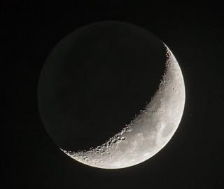 Giorno e Notte - Luna