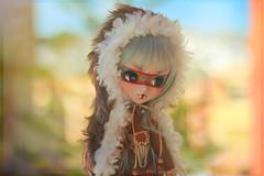 Tuwa (HySℓ) Tags: hysl tuwa indian pullip doll custom
