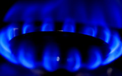 Flaming January (acwills2014) Tags: macromondays flames gas hob blue ringoffire hot abstract