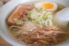Soy Sauce Ramen. (Kim Jin Ho) Tags: japanese korean seoul travel destination famous place tourist pork egg noodles soup 망원동 라멘베라보