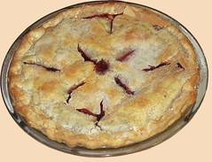 Cherry_Pie-mmn (Guyser1) Tags: food pie cherrypie westyellowstone canonpowershots95 pointandshoot
