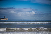 ESCUELA DE VELA (josmanmelilla) Tags: melilla mar sony españa playas pwmelilla flickphotowalk pwdmelilla pwdemelilla azul nubes faro olas