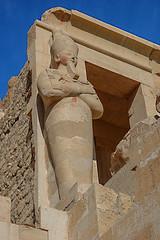 Mortuary Temple of Hatshepsut (ralf.st) Tags: ralfstamm ägypten 2004 newvalleygovernorate eg