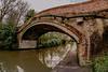 Moore Bridge - Moore Village (joanjbberry) Tags: moore village moorevillage fisheye fisheyelens samyang8mm canal water trees