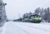 Freight train T55803 (Arttu Uusitalo) Tags: vr finnishrailways electric locomotive sr1 freight train february winter snowy canon eos 5d mkiv 24105l