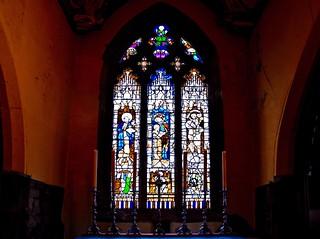 The Blackburn Window