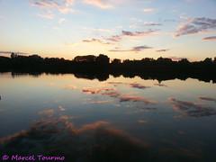 Spiegelung des Abendhimmel (MarTou72) Tags: marceltourmo landschaften