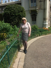 A Walk In The Park (rachel cole 121) Tags: tv transvestite transgendered tgirl crossdresser cd