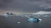 """Windy farewell"" - Borgen Bay, Antarctic Peninsula (alejandro.romangonzalez) Tags: antarctica antarcticpeninsula britishantarcticsurvey bas rrsjamesclarkross sea seascape coast southernocean outdoors landscape anversisland sunset ice mountains glacier"