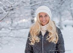 Snowflakes kiss my cheeks (Natasha J Photography) Tags: snowflakes kiss cheeks natashajphotography