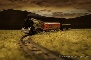 BR Train engine in steam locomotive. LEGO WIP