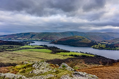 Gowbarrow Fell, Watermillock, England, (January 2018) Sony ILCE-6000 by Bruscot Photography (Bruscot Photography) Tags: peaceful cumbria hayfield backpacker remote gowbarrowfell sky setting daylight english idyllic moor bright cloud hiking afternoon mountain grass rock dry tranquility england nature water lake background rambling walking view hike ullswater mountainpeak uk lakedistrict moorland shadow trail outdoors sunlight tourism track gowbarrow valley heathland path tranquil landscape terrain cloudysky serene sunny nationalpark shade fell overcast rough stormysky hill shore spring countryside bracken slope serenity solitude travel rural relaxing freedom scenic scenery outdoor europe rustic panoramic
