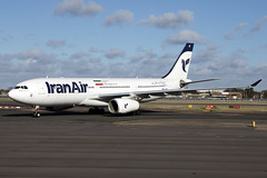 EP-IJB_AirbusA330-200_IranAir_LHR (Tony Osborne - Rotorfocus) Tags: airbus a330 a330200 iran air london heathrow lhr 2018