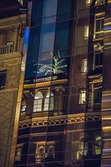 Building Reflection New York City (wendihalet) Tags: nyc