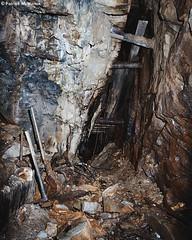 Coney Basin Mine - Washington State (Electric Crayon) Tags: mining mine pacificnorthwest washingtonstate kingcounty coneybasin westfork millerriver rust abandoned decay history kodak kodachrome slidefilm scanner primefilmxa electriccrayon patrickmcmanus
