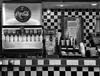 Self Serve Soda (arbyreed) Tags: arbyreed monochrome bw blackandwhite soda sodamachine cups caps coke cokeproducts cocacola cocacolamachine ice shakemakers orem utahcountyutah food restaurant fastfoodrestaurant burgerplace