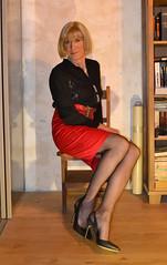 DSC_0027r (magda-liebe) Tags: cervin travesti crossdresser french slingback fullyfashionnedstockings
