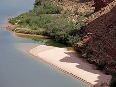 Colorado River at Marble Canyon in AZ (Landscapes in The West) Tags: marblecanyon arizona grandcanyon southwest coloradoriver