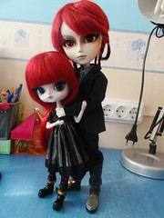 Icarus por fin!!! *o* (it's_a_secret) Tags: dal icarus taeyang pluto steampunk eclipse jun planning groove dolls