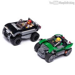 #KeepOnBricking mocs (KEEP_ON_BRICKING) Tags: lego moc car mod buggy off road legocar 4x4 race racer 60148