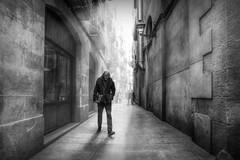 ... personajes y callejuelas, historias de una ciudad ... (franma65) Tags: barcelona born barriodelborn