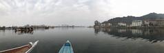 Dal Lake Panorama (slyronit) Tags: dal lake kashmir
