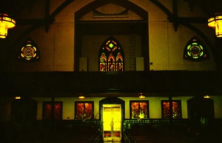 Washington DC - The Church of the Pilgrims- Historic- Interior