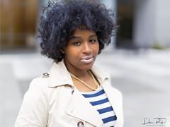 Stranger 43/100 - Lillian (Dan Russell-Pinson) Tags: 100strangers lillian portrait portraits streetphotography street 50mm people charlotte northcarolina nc natural light stranger singer