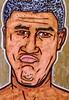 Muhammad Ali (1942-2016) (sealwhiskerz) Tags: muhammadali caricatureresolution2017 drawing