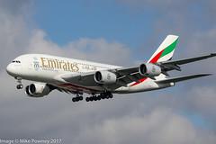 A6-EOZ - 2015 build Airbus A380-861, inbound to Runway 25L at Frankfurt (egcc) Tags: 210 a380 a380861 a388 a6eoz airbus eddf ek emirates expo2020 fra frankfurt lightroom main rheinmain superjumbo uae
