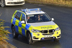 LJ17 APY (S11 AUN) Tags: northumbria police bmw x5 armed response vehicle arv anpr traffic car motor patrols rpu roads policing fsu firearms support unit 999 emergency lj17apy