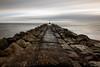 Hengistbury head (ShaunTheDuke) Tags: hengistbury sea seascape shore shoreline coast groyne sky