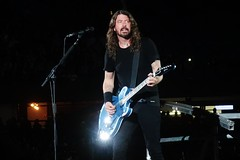 Dave Grohl 2 (sonofwalrus) Tags: sony dsc100m2 foofighters rockandroll rock music davegrohl concert live melbourne australia gig etihadstadium band guitar