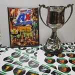 "Pumped to be working with the 2018 Amsoil Arenacross series for the fourth year in a row. Here are the Trophy and Plaque Decals for round 1 in Dayton, Ohio. <a style=""margin-left:10px; font-size:0.8em;"" href=""http://www.flickr.com/photos/99185451@N05/25145193347/"" target=""_blank"">@flickr</a>"