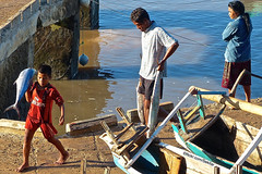Big catch! Fishing harbour Pero, Sumba Barat Daya (Sekitar) Tags: indonesia sumba barat daya ntt nusatenggaratimur kleinesundainseln lessersundaislands east harbour pelabuhan pero fish boat work erthasia