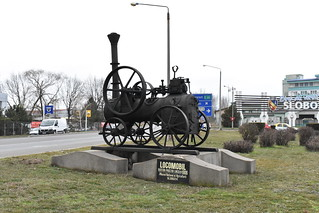 Locomobil Ruston-Proctor  Lincoln 1906