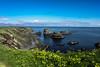 Costa brava (Josep Prats) Tags: islandia costa acantilado mar rocas volcánico azul negro